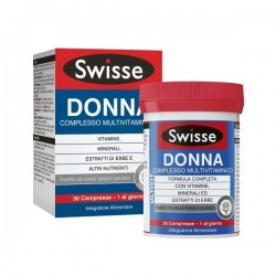 Swisse Donna Multivitaminico 30 Compresse