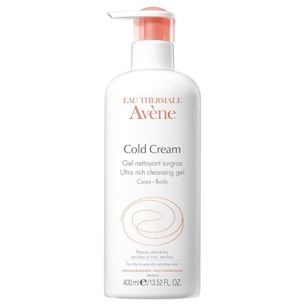 Avene Cold Cream Gel Surgras 400ML