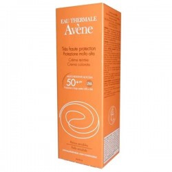 Avene Crema SPF50+ Colorata 50ML