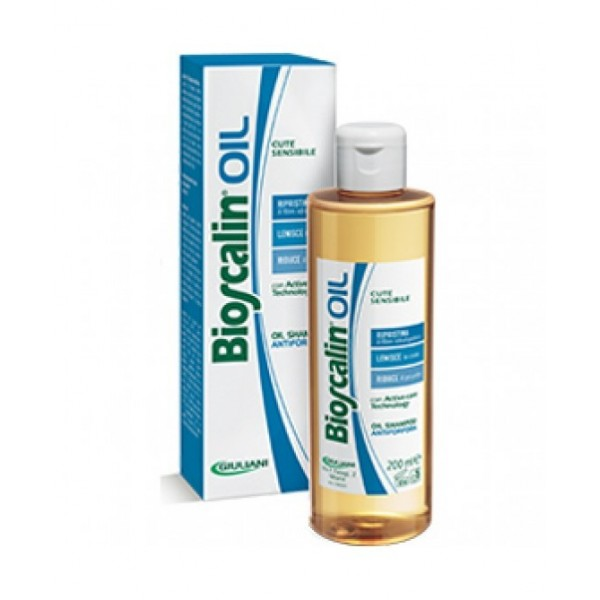 Bioscalin OIL Shampoo antiforfora 200ml