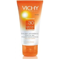 Vichy  Capital Crema Viso Dry Touch SPF30 50ML