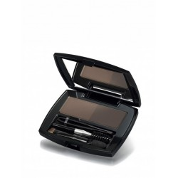 Isadora Perfect Brow Kit Brown Duo