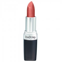 Isadora Perfect Moisture Lipstick - 21 Burnished Pink