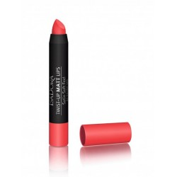Isadora Twistup Matt Lips Raving Red 62