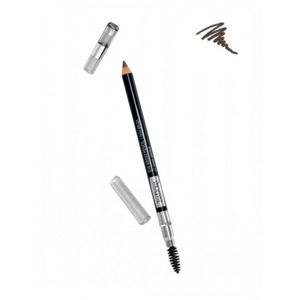 Isadora Eyebrow Pencil with Brush Dark Brown 21
