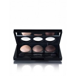 Isadora Eye Shadow Trio Cool Browns 81