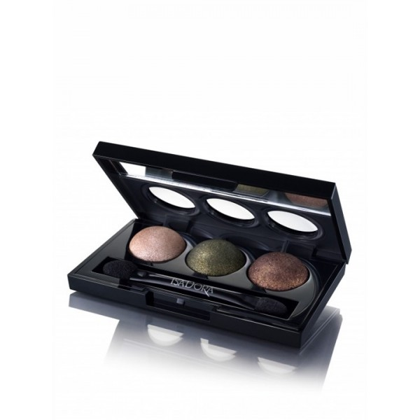 Isadora Eye Shadow Trio Forest 84
