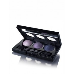 Isadora Eye Shadow Trio Purple Vain 85