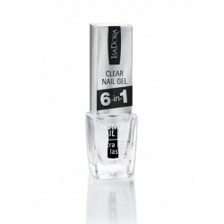 Isadora Wonder Nail Clear Nail Gel
