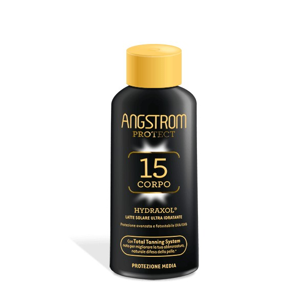 Angstrom Protect Latte Solare Hydraxol SPF 15