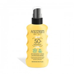 Angstrom Protect Latte Spray Solare Hydraxol Kids SPF 50+