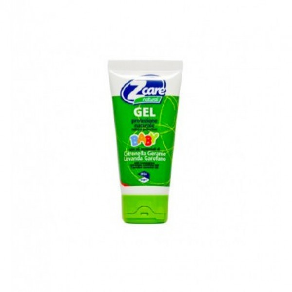 Z CARE NATURAL Baby Gel Repellente 50ml