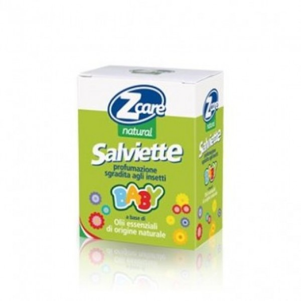 ZCARE NATURAL BABY SALVIETTE 10PZ