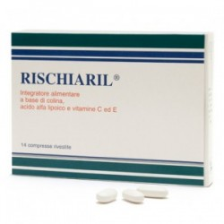 RISCHIARIL 14 COMPRESSE RIVESTITE