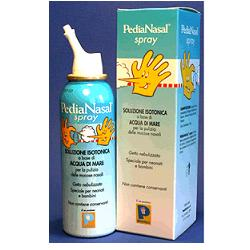 PEDIANASAL SPRAY NASALE 100 ML 1 PEZZO