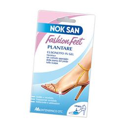 NOK SAN FASHION CUSCINETTO GEL PLANTARE