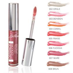 DEFENCE COLOR BIONIKE CRYSTAL LIPGLOSS 305 FRAISE