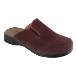 CALZATURA NEW MOUE SUEDE+SYNTHETIC WOMENS WINE MEMORY CUSHION COMFORT PLUS 40 AW16