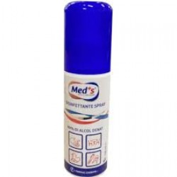 MEDS DISINFETTANTE SPRAY 80% 100 ML